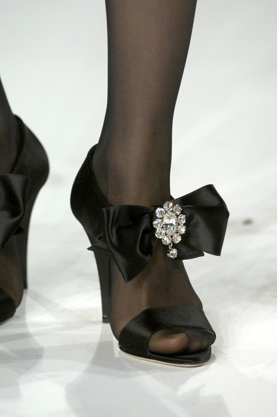 Oscar de la Renta at New York Fall 2008 (Details)