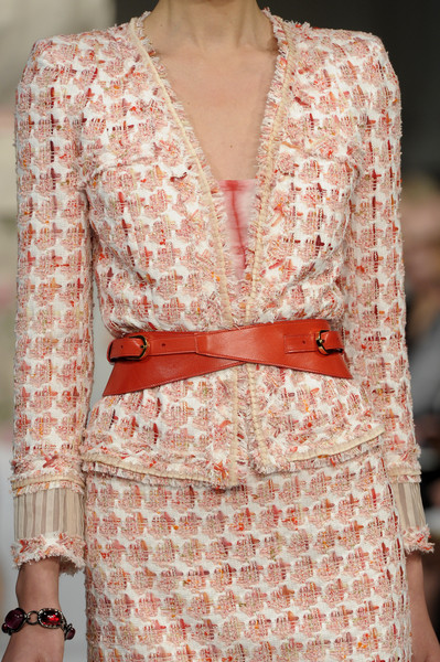 Oscar de la Renta at New York Spring 2011 (Details)