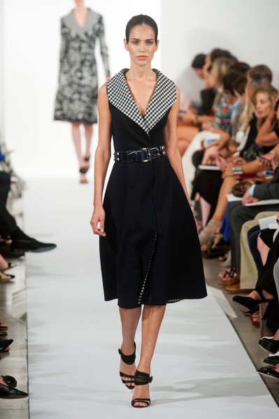 Oscar de la Renta at New York Spring 2014
