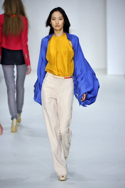 Ossie Clark at London Spring 2009
