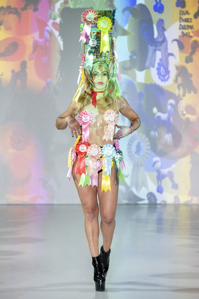 Pam Hogg at London Spring 2020