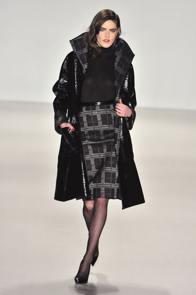 Pamella Roland at New York Fall 2014