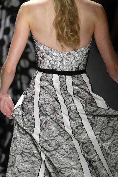 Pamella Roland at New York Spring 2009 (Details)