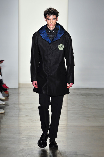 Patrik Ervell at New York Fall 2014