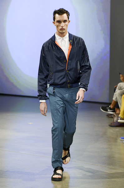 Patrik Ervell at New York Spring 2013