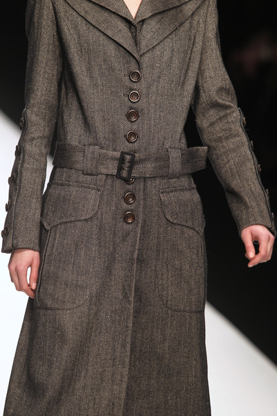 Paul Costelloe at London Fall 2010 (Details)