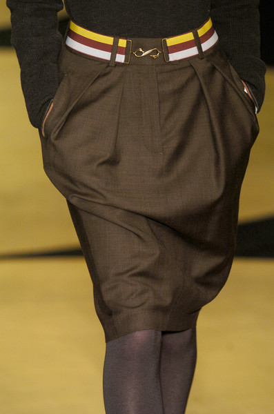Paul Smith at London Fall 2006 (Details)