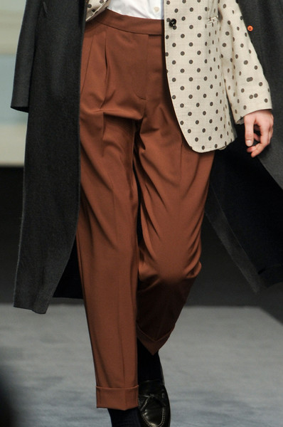 Paul Smith at London Fall 2011 (Details)