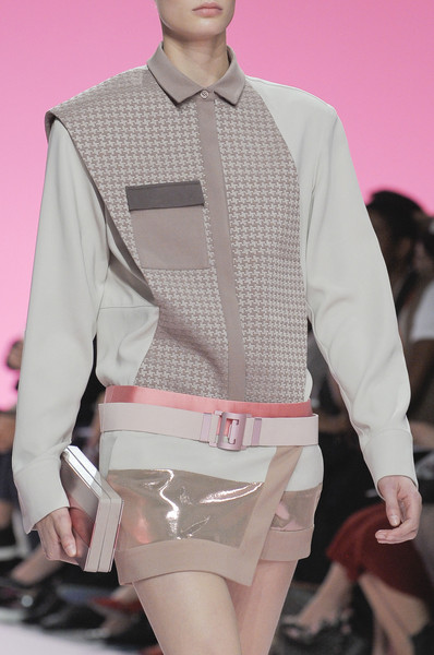 Pedro Lourenço at Paris Spring 2013 (Details)