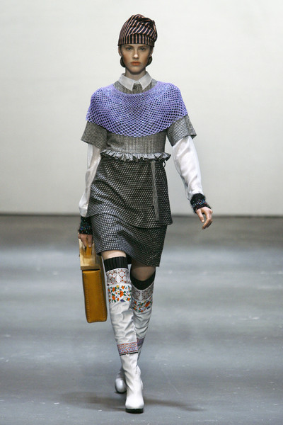 Peter Jensen at London Fall 2009