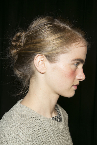 Philosophy di Alberta Ferretti at New York Fall 2013 (Backstage)