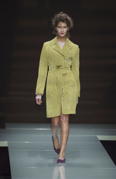 Philosophy di Alberta Ferretti at Milan Spring 2004