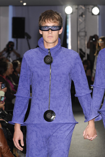 Pierre Cardin at Paris Spring 2011