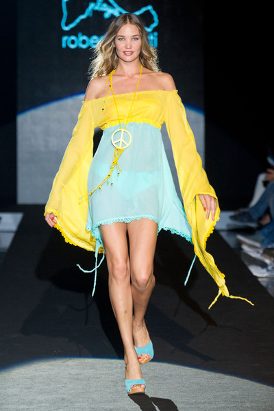 Playa Roberta Corti at Milan Spring 2013