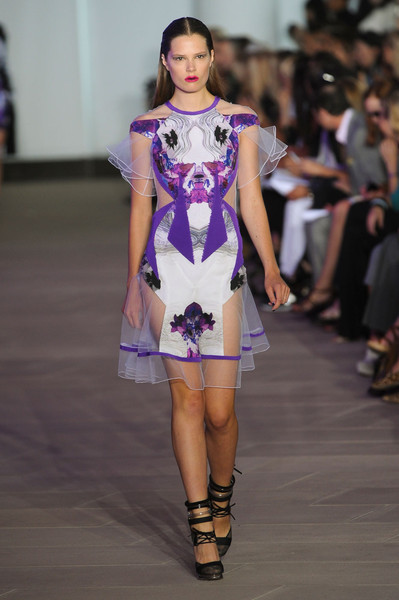 Prabal Gurung at New York Spring 2012