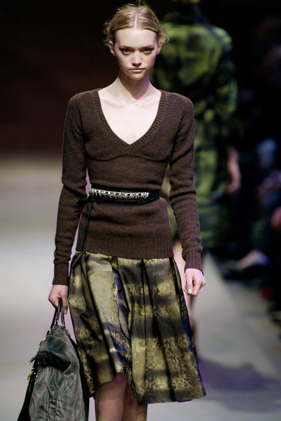 Prada at Milan Fall 2004