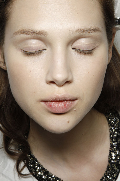 Prada at Milan Spring 2012 (Backstage)