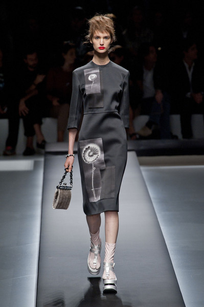 Prada at Milan Spring 2013
