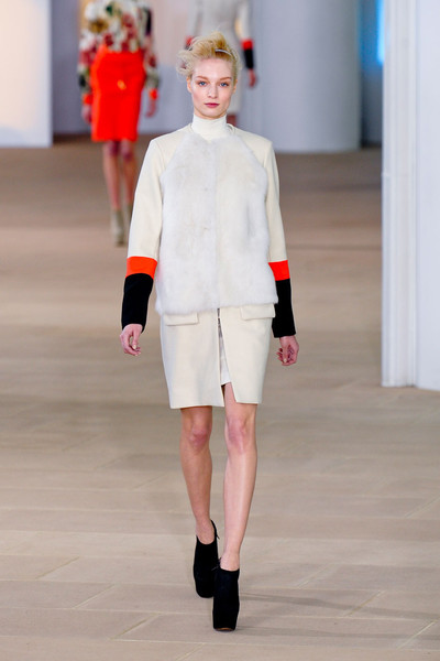 Preen at New York Fall 2012