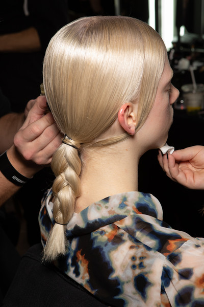 Preen at London Fall 2020 (Backstage)