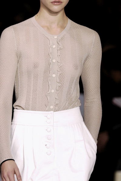 Pringle of Scotland at Milan Fall 2006 (Details)