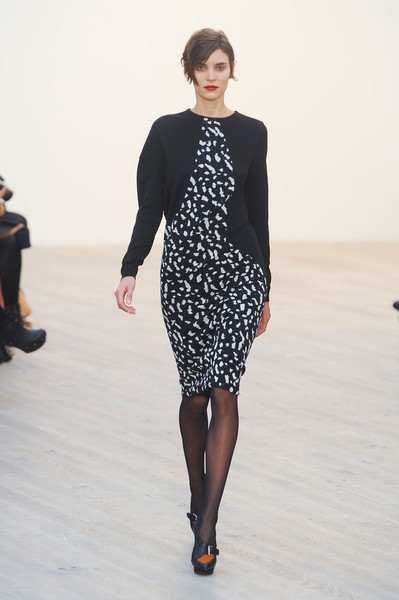 Pringle of Scotland at London Fall 2012