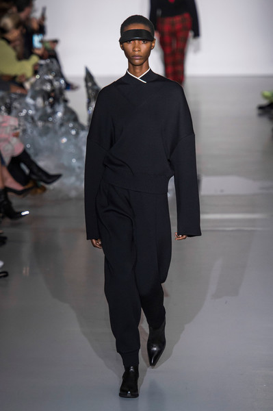 Pringle of Scotland at London Fall 2019