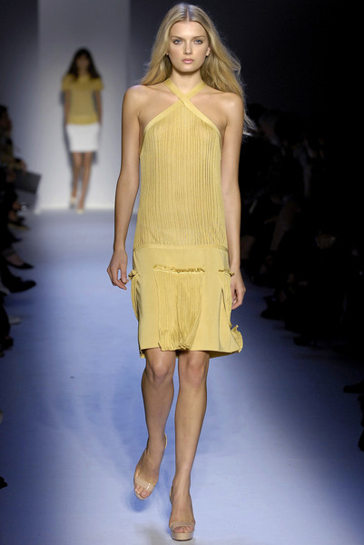 Pringle of Scotland at Milan Spring 2007