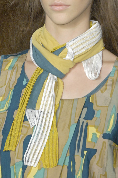 Pringle of Scotland at Milan Spring 2008 (Details)