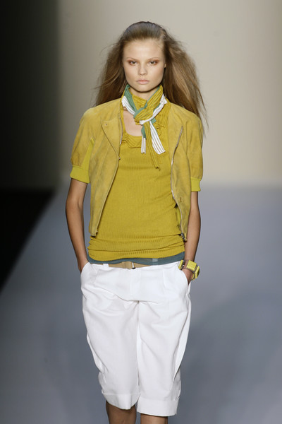 Pringle of Scotland at Milan Spring 2008
