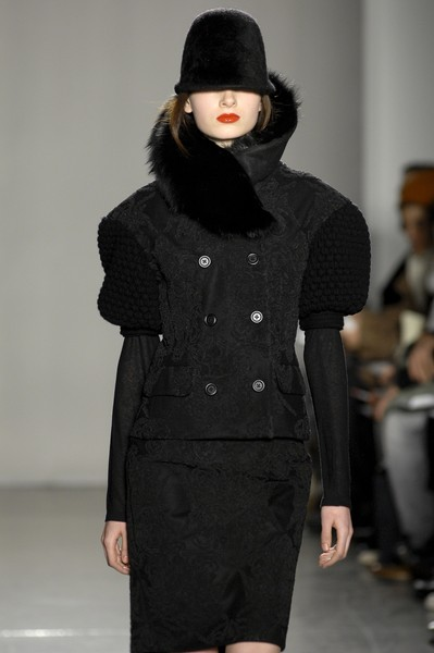 Proenza Schouler at New York Fall 2007
