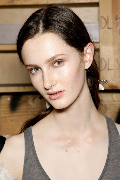 Proenza Schouler at New York Fall 2012 (Backstage)