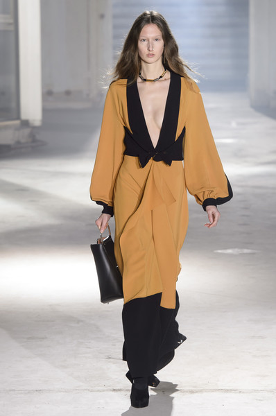 Proenza Schouler at Paris Fashion Week Fall 2018