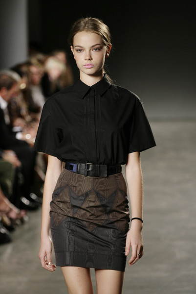 Proenza Schouler at New York Spring 2007