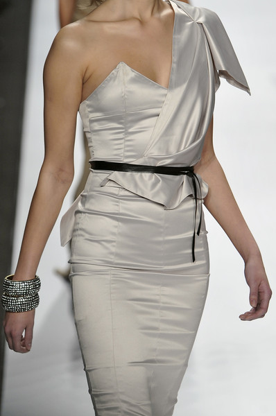 Project Runway at New York Fall 2009 (Details)