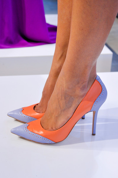 Rachel Roy at New York Spring 2013 (Details)