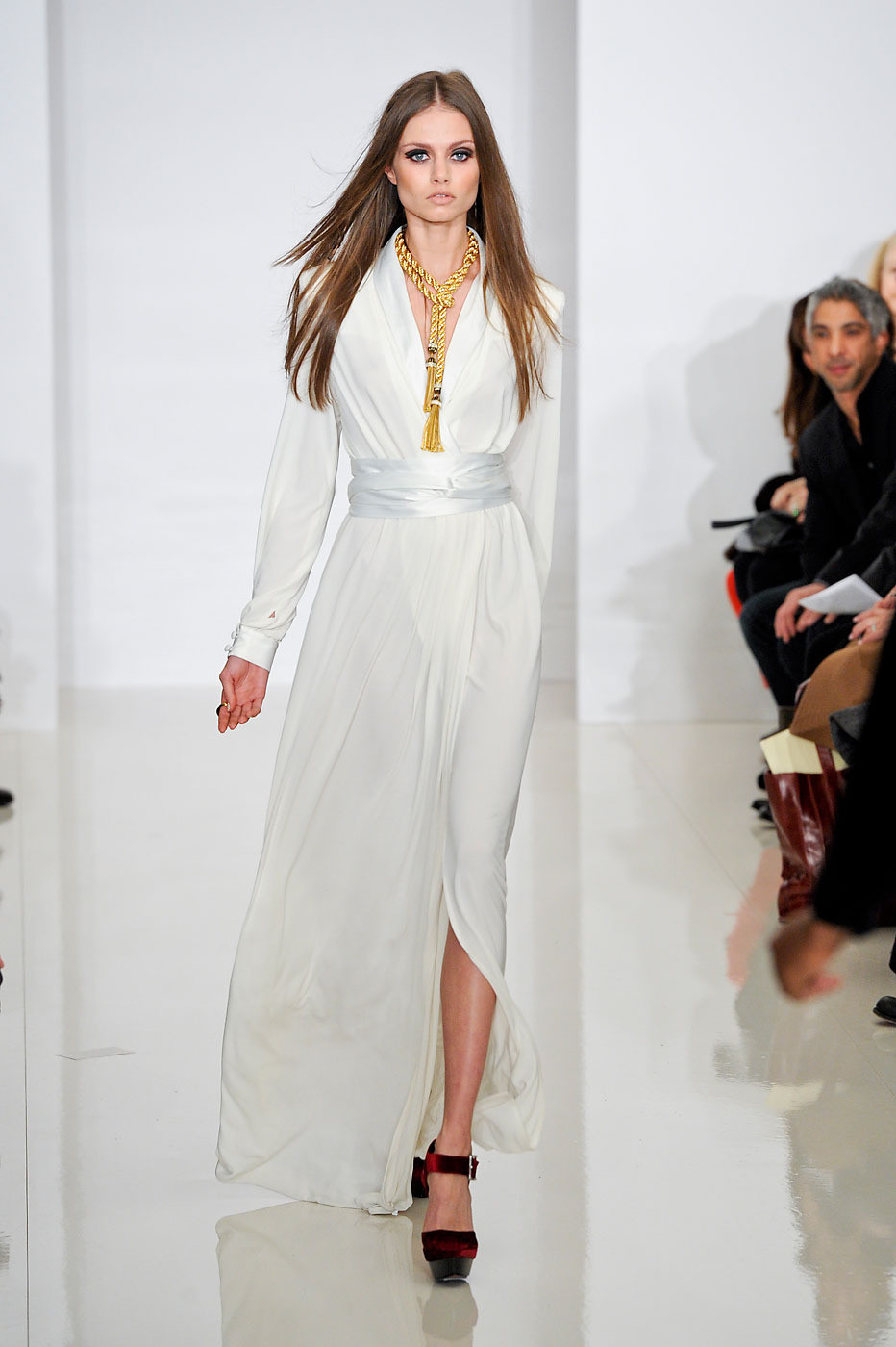 Rachel Zoe At New York Fashion Week Fall 2012 Livingly