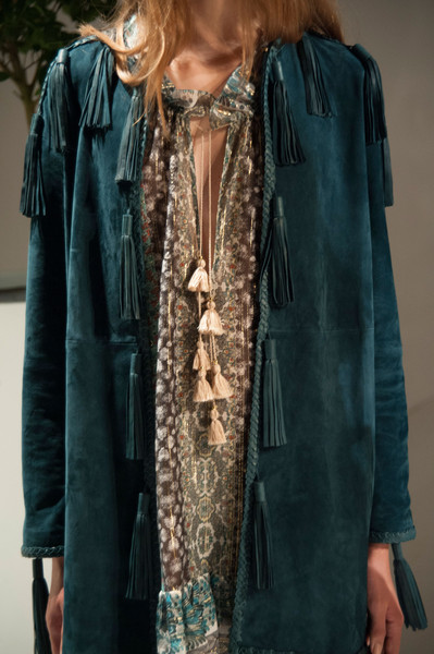 Rachel Zoe at New York Spring 2016 (Details) [clothing,outerwear,turquoise,formal wear,teal,fashion,neck,dress,textile,scarf,outerwear,rachel zoe,fashion,teal,velvet,model,fur,clothing,neck,new york fashion week,outerwear,denim,teal,velvet,model,fur,fashion]