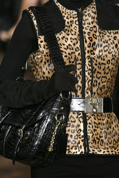 Ralph Lauren at New York Fall 2008 (Details)