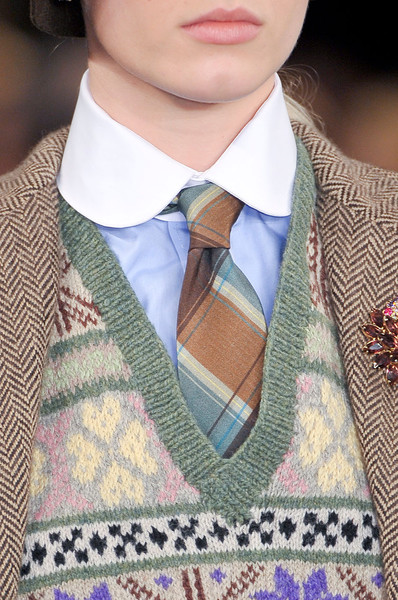 Ralph Lauren at New York Fall 2012 (Details)
