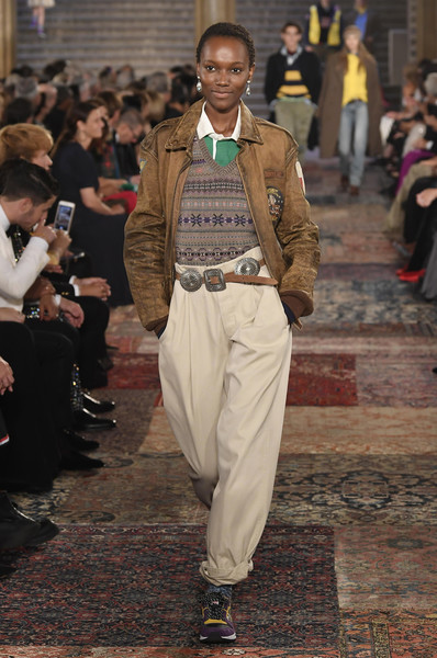 Ralph Lauren at New York Fall 2018