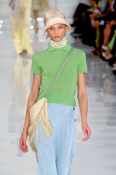 Ralph Lauren at New York Spring 2012