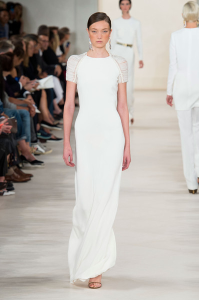 Designer Wedding Dresses From Fashion Month Ralph Lauren