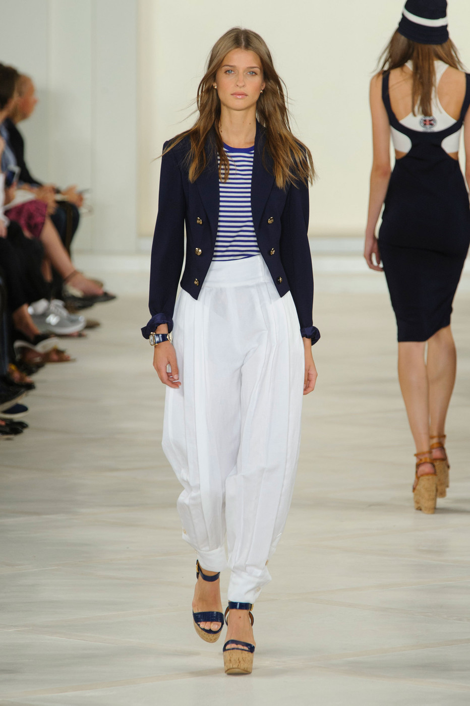 Ralph Lauren At New York Fashion Week Spring 2016 Livingly