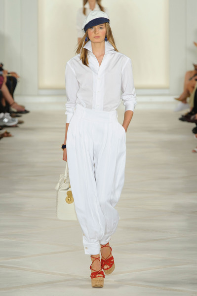 Ralph Lauren at New York Spring 2016