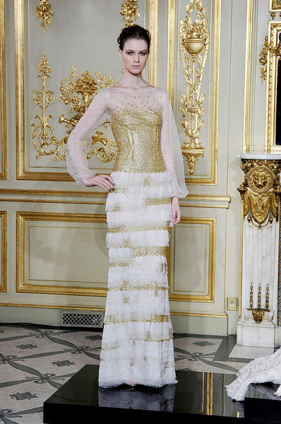 Rami Al Ali at Couture Fall 2013