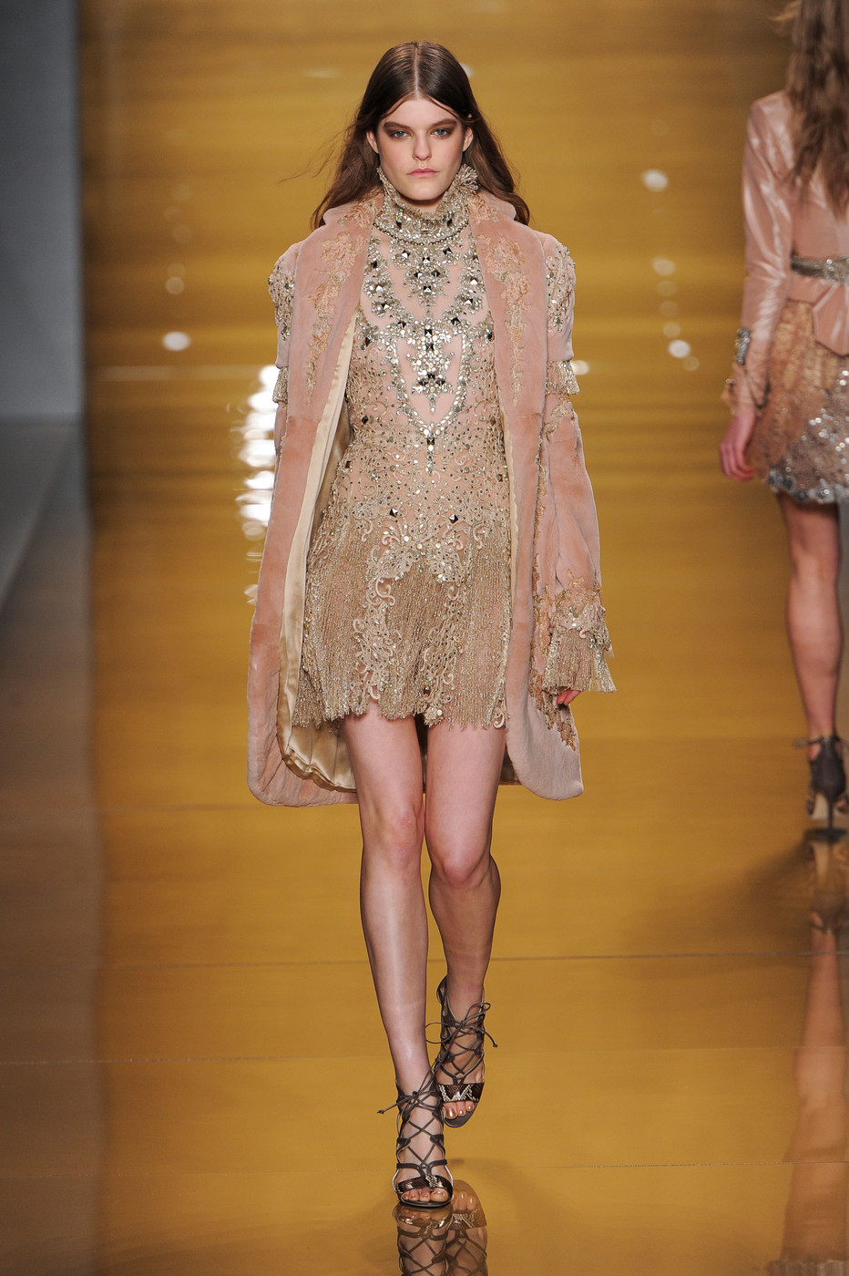 Reem Acra At New York Fashion Week Fall 2015 Livingly