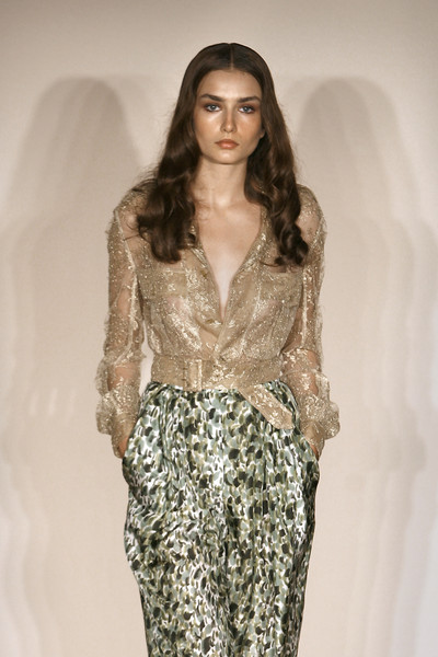 Reem Acra at New York Spring 2010