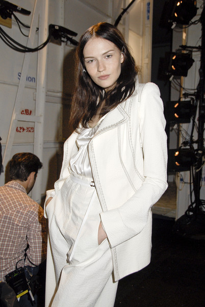 Richard Chai Love at New York Spring 2008 (Backstage)