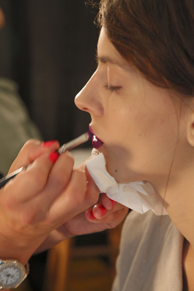 Richard Chai Love at New York Spring 2012 (Backstage)